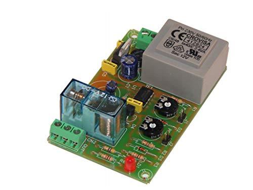 Cebek I-112 Temporisateur standard de 20 seconde /à 2,5 heures avec sortie relais cyclique A 230 V