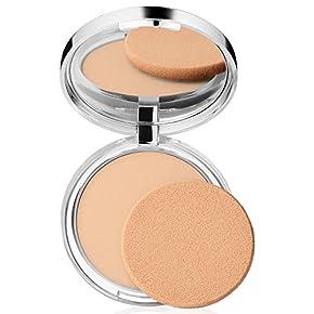 Clinique SuperPowder Double Face Makeup Powder Compact .35 oz