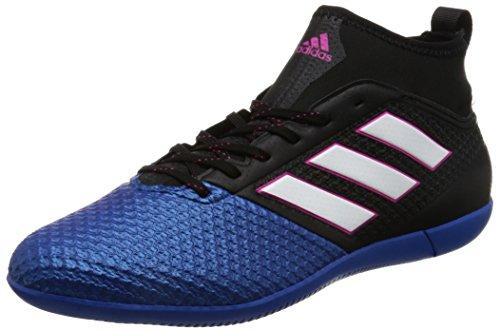 adidas Ace 17.3 Primemesh in, Scarpe per Allenamento Calcio Uomo, Nero (Negbas/Ftwbla/Azul), 40 EU (6.5 UK)