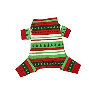 LazyOne Flapjacks, One-Piece Dog Sweater, Matching Family Pajamas for Dogs