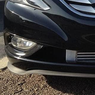 TRUE LINE Automotive Universal Front Lip Spoiler Scrape Guard Bumper Lip Flexible Fit