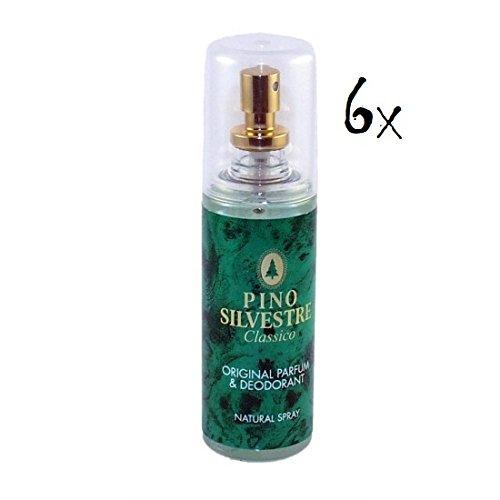 Pino Silvestre Classico Profumo 100 ml Uomini Deodorante Spray Deo Spray Deodorante