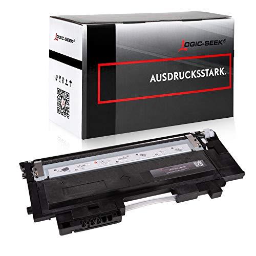 Logic-Seek Toner kompatibel für CLT-P404C CLT-K404S Schwarz für Samsung Xpress C430W C480FN C480FW C480W