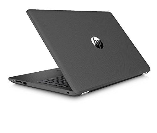 HP 15-bs026na 15.6-Inch Laptop - (Smoke Grey) (Intel Core i5-7200U, 8 GB RAM, 256 GB SSD, Intel HD Graphics 620, Windows 10 Home),1RJ36EA#ABU