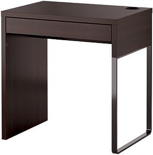 comprar comparacion Ikea Micke Negro/Marrón Escritorio Moderno para Ordenador