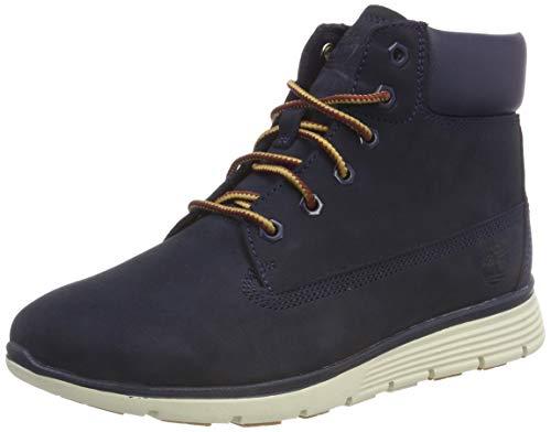 Timberland Unisex-Kinder Killington Klassische Stiefel, Blau (Black Iris Nubuck 19), 31 EU