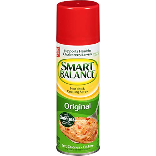 Smart Balance Cooking Spray Non-Stick, 6-Ounce