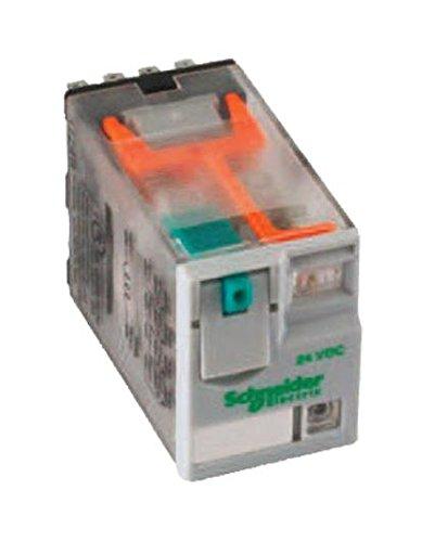Power Relay, 4PDT, 120 VAC, 3 A, 792 Series, Socket