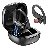 TOZO T5 Bluetooth Headphones True Wireless Earbuds TWS Sport Earphones Touch Control...