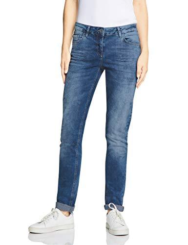 Cecil Damen Scarlett Jeans, Authentic Used Wash, 42W / 32L