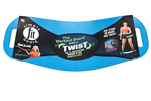 Allstar Marketing Group Simply Fit Board - The Workout Board with a Twist (Assorted Colors)