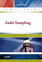 By American Institute of CPAs Audit Sampling - AICPA Audit Guide (1st First Edition) [Hardcover]