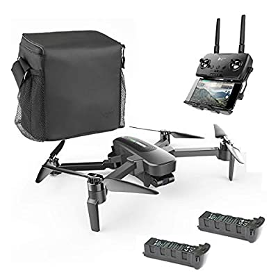 Hubsan Zino Pro GPS FPV Foldable Drone 4K Camera With 3-axis gimbal 4KM 23 Minutes APP Control (Portable version)