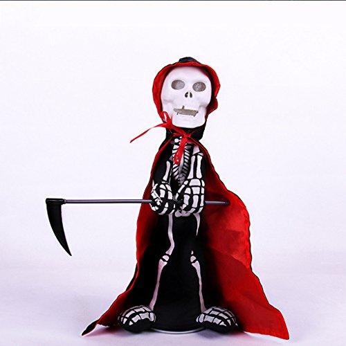 QAR elektrische hak Halloween-speelgoed mooi verjaardag creatief cadeau grappig piraat Halloween
