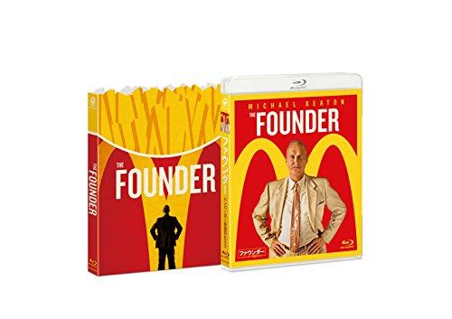 ファウンダー ハンバーガー帝国のヒミツ [Blu-ray]
