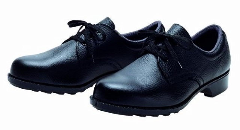 汚染された欠員頭蓋骨安全靴 一般作業用 短靴 鋼鉄先芯入 JIS T8101革製 S種合格(V式) 601 メンズ