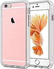 JETech Funda para iPhone 6s y iPhone 6, Carcasa Anti-Choques y Anti-Arañazos, Transparente
