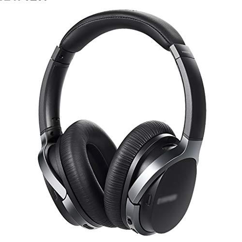 ZRL Cascos Gaming Auriculares Bluetooth Control de Deslizamiento sobre Orejas de Oído...