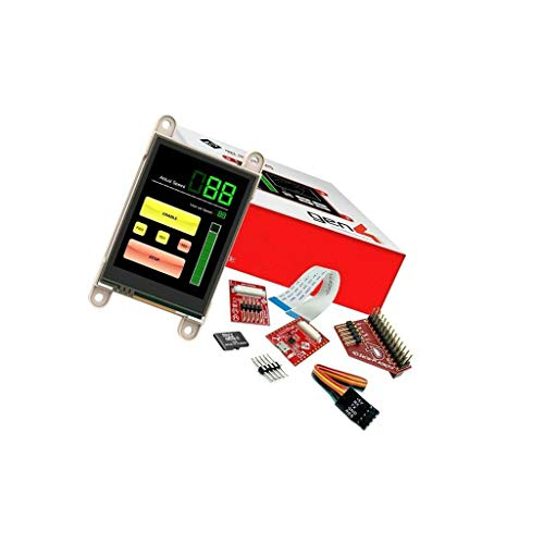 SK-GEN4-28DT-PI Dev.kit with Display TFT 2.8 240x320 220cd/m2 uC 4D SYSTEMS