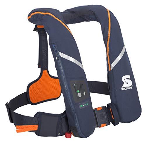 Automatische Rettungsweste Secumar Survival 275 Duo Protect Harness