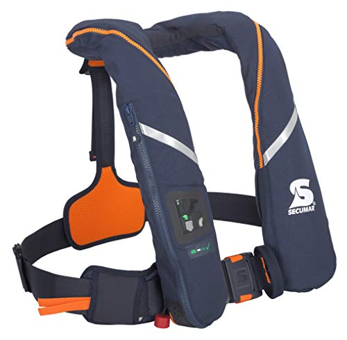 Automatische Rettungsweste Secumar Survival 275 Duo Protect Harness
