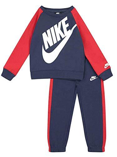 Nike Tuta Bambino Futura Blu Taglia L (6-7 A) cod 86F563-U90-9B