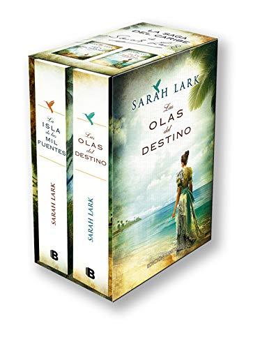 Bilogía Sarah Lark (Saga del Caribe): Estuche con: La isla de las mil fuentes | Las olas del destino (Grandes novelas)