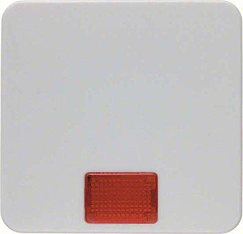 Berker Wippe 55 Ktr/A/W 162119 MODUL 2 Abdeckung/Bedienelement für Installationsschalterprogramme 4011334145684