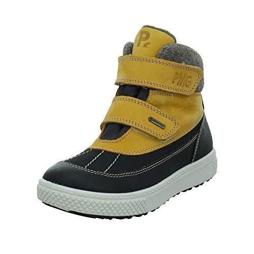 PRIMIGI Kinder Klettstiefel Trendiger Boot mit Goretex 2391911 gelb 808566