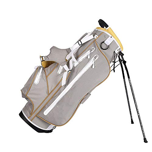 Learn More About Golf Bag Men and Women Waterproof Golf Bag Polyester Golf Club Bags Lightweight Gol...