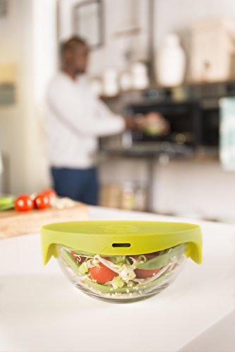 Tomorrow`s Kitchen Single Dampfgarer, Glas, grün, 7 x 17 x 14 cm