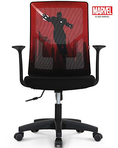 Marvel Avengers Office Chair Computer Desk Chair Gaming - Ergonomic Mid Back...
