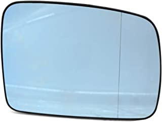 yanana Left Side Mirror Heating Rearview Mirror Glass for Land Rover Discovery 3 Freelander 2 Sport 2004-2009 LR017070