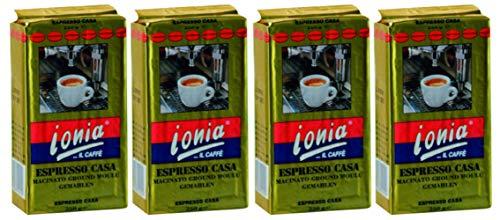 Ionia Caffè Espresso Casa (4 x 250g)