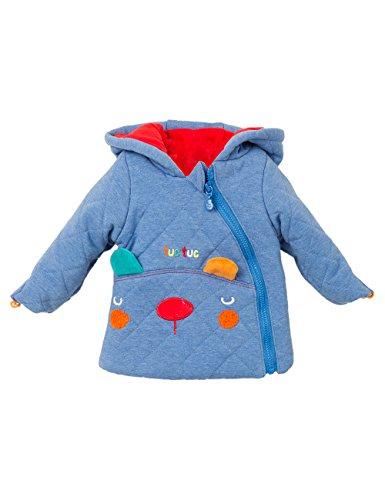 Tuc Tuc 38158 Abrigo, Multicolor, 74 (Tamaño del Fabricante:9M) para Bebés