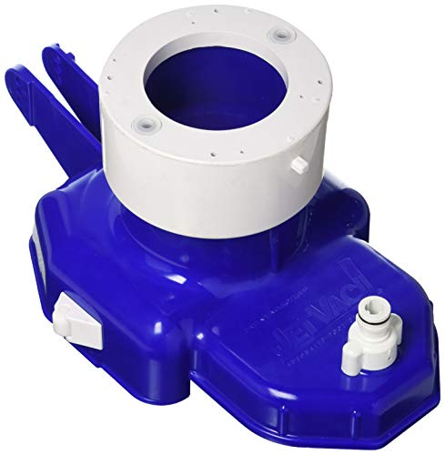 Save %24 Now! Pentair JV2C Blue Venturi Shell Replacement Jet-Vac JV105 Automatic Pool Cleaner