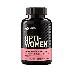 powerful Opti-Women Optimal nutrition to support women's immune system daily, Vitamin C, Zinc, Vitamin D …