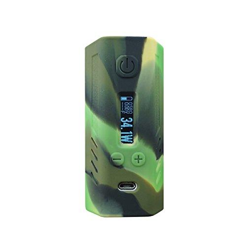 Qualität silikon fall, haut, cover für LostVape Triade DNA200 - Original VampCase (Tarnung)