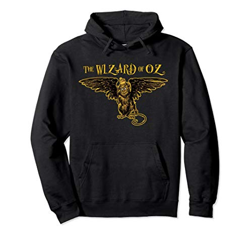 Land of Oz Wicked Witch Get My Flying Monkeys Wizard of OZ Pullover Hoodie