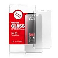 【2枚セット】Iphone 11pro に適用 ガラスフィルム SmartDevil Apple Iphone 11pro 強化ガラス液晶保護フィルム 【つや消しフィルム】 防爆裂 スクラッチ防止 気泡ゼロ 飛散防止 耐衝撃 【5.8インチに最適】