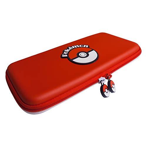Hori Bolsa Rigida Pokeball para Nintendo Switch