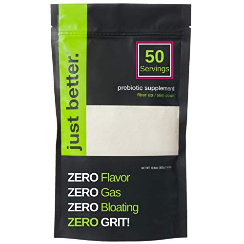 Prebiotic Fiber Supplement for a Healthy Gut |...
