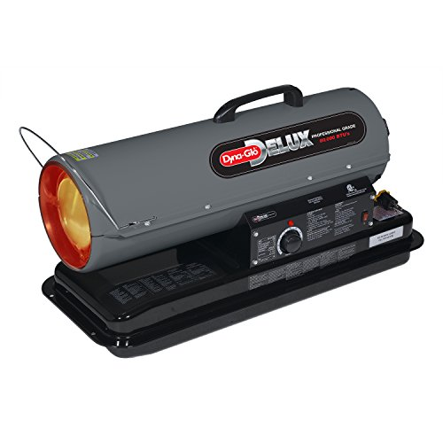 Dyna-Glo Delux KFA80DGD Kerosene, 80K BTU Forced air Heater, 80,000 Heater Oil Space