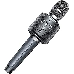 Image of Karaoke Microphone Wireless...: Bestviewsreviews