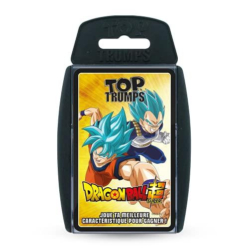 Winning Moves- Dragon Ball Super Juego de Cartas, WM00683-FRE-6