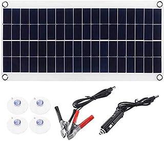شاحن لوحة شمسية USB وجهاز تحكم للهواتف الشمسية المحمولة مع منظم ذكي للبطارية شواحن بطارية شمسية مضادة للماء لوحة الطاقة ال...