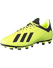 adidas X 18.4 FG, Botas de fútbol para Hombre