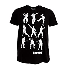 Fortnite Camiseta para Niños con Gráfico Bailes