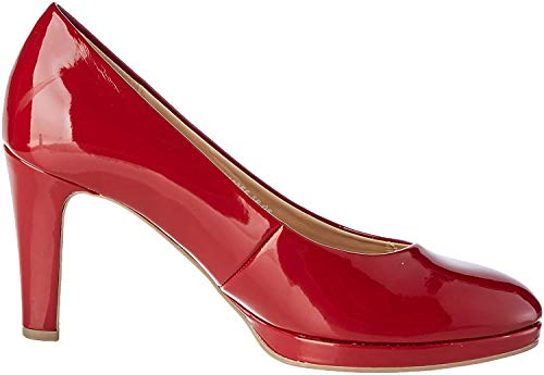 Gabor Shoes Damen Fashion Pumps, Rot (Cherry 75), 39 EU