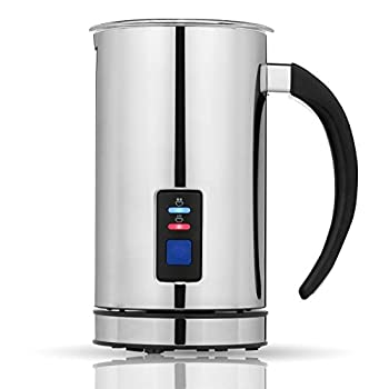 Chefs Star Premier Automatic Milk Frother, Heater, and Cappuccino Maker